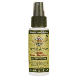 All Terrain Natural Herbal Armor Insect Repellent Spray