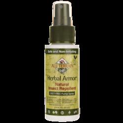 All TerrainNatural Herbal Armor Insect Repellent Spray