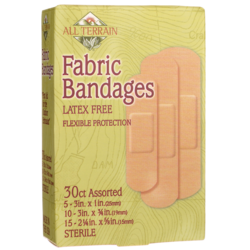 All TerrainFabric Bandages - Assorted Sizes
