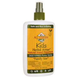 All TerrainKids Herbal Armor Natural Insect Repellent Pump Spray - Family