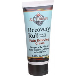 All TerrainRecovery Rub Pain Relieving Cream