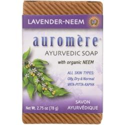 Auromere Ayurvedic Bar Soap Lavender-Neem