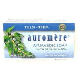 AuromereAyurvedic Soap - Tulsi-Neem