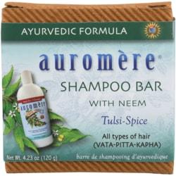 AuromereShampoo Bar - Tulsi-Spice