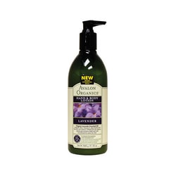 Avalon OrganicsLavender Hand & Body Lotion