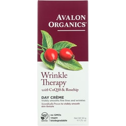 Avalon OrganicsWrinkle Therapy with CoQ10 & Rosehip - Day Creme