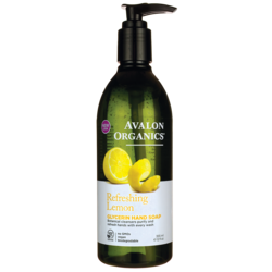 Avalon OrganicsGlycerin Liquid Hand Soap Lemon