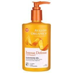 Avalon OrganicsIntense Defense with Vitamin C Cleansing Gel