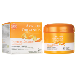 Avalon Organics Vitamin C Renewal Cream