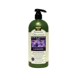 Avalon Organics Bath and Shower Gel Lavender