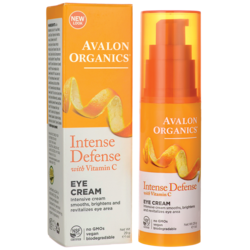 Avalon OrganicsIntense Defense Eye Cream with Vitamin C