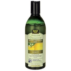 Avalon OrganicsBath & Shower Gel - Lemon