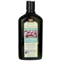 Avalon OrganicsShampoo Scalp Treatment - Tea Tree