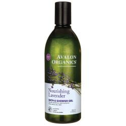 Avalon OrganicsBath & Shower Gel - Lavender