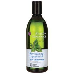 Avalon OrganicsBath & Shower Gel - Peppermint