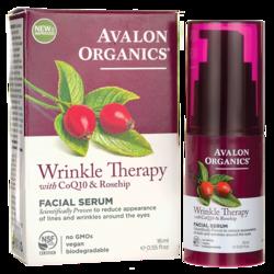 Avalon OrganicsWrinkle Therapy Facial Serum