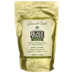 Amazing HerbsBlack Seed Gourmet Ground Seed