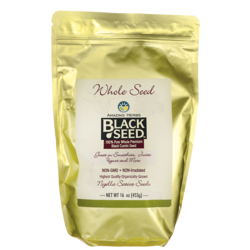 Amazing HerbsBlack Seed Gourmet Whole Seed