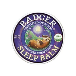 Badger Organic Sleep Balm Lavender and Bergamot