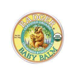 BadgerOrganic Baby Balm