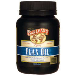 Barlean's Highest Lignan Flax Oil