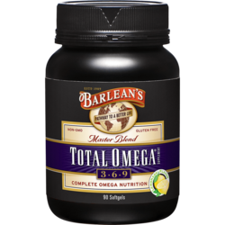 Barlean's Total Omega 3-6-9