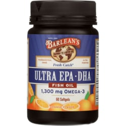 Barlean's Fresh Catch Fish Oil EPA-DHA