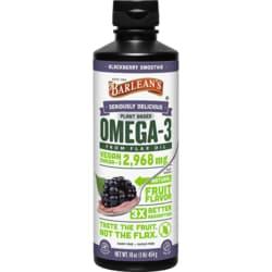 Barlean's Omega Swirl Flax Oil Blackberry