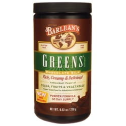 Barlean'sGreens Chocolate Silk