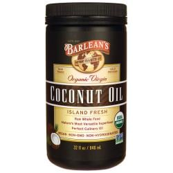 Barlean'sOrganic Virgin Coconut Oil