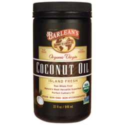 Barlean's Organic Extra Virgin Coconut Oil
