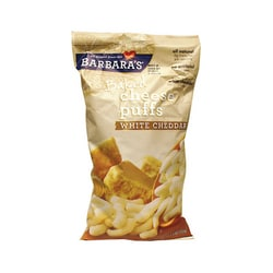 Barbara's BakeryBaked Cheese Puffs White Cheddar