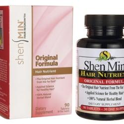 Shen Min Original Formula Hair Nutrient
