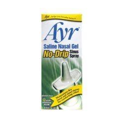 AyrSaline Nasal Gel - No Drip