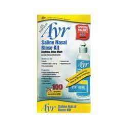 AyrSaline Nasal Rinse Kit