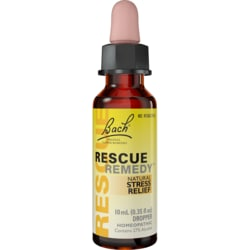 Bach Flower EssencesRescue Remedy