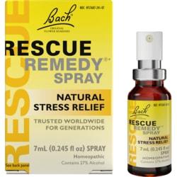 Bach Flower Essences Rescue Remedy Spray
