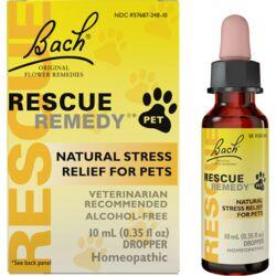 Bach Flower EssencesRescue Remedy Natural Stress Relief for Pets