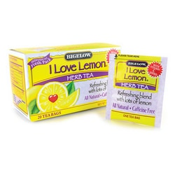 Bigelow TeaI Love Lemon