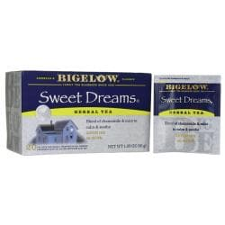 Bigelow TeaSweet Dreams Herb Tea