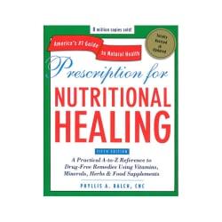 BooksPrescription For Nutritional Healing 5th Edition