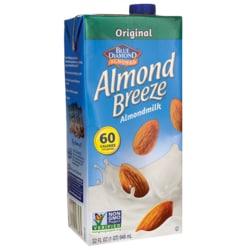 Blue Diamond Almond Milk - Almond Breeze Original