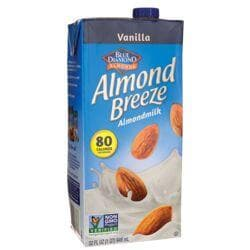 Blue DiamondAlmond Milk - Almond Breeze Vanilla
