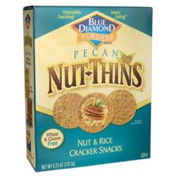 Blue Diamond Pecan Nut-Thins