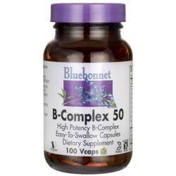 Bluebonnet NutritionB-Complex 50