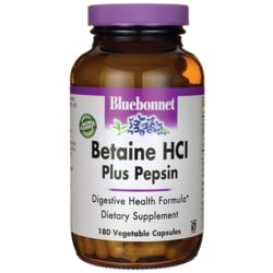 Bluebonnet NutritionBetaine HCl Plus Pepsin