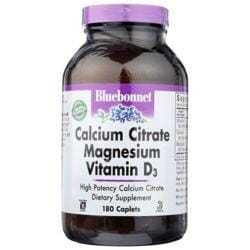 Bluebonnet NutritionCalcium Citrate Magnesium Vitamin D3
