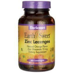 Bluebonnet NutritionEarthSweet Zinc Lozenges