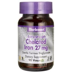 Bluebonnet NutritionExtra-Strength Chelated Iron