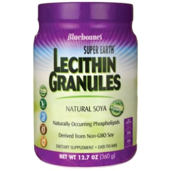 Bluebonnet NutritionSuper Earth Lecithin Granules